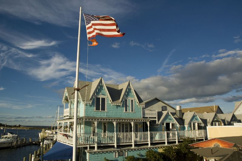 Oak Bluffs.
