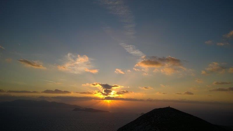 Rasarit in Folegandros